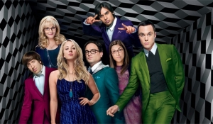 CBS #1 On Thursday. 'The Big Bang Theory' top program.
