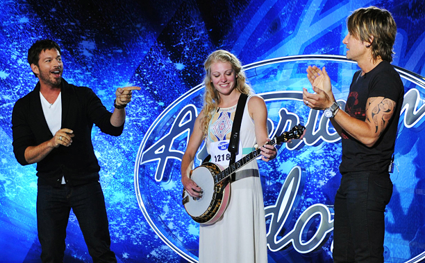 FOX was #1 on Wednesday with 'American Idol' the top program.