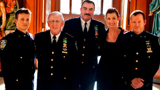 CBS #1 on Friday as 'Blue Bloods' draws more than 12 million viewers as the top program.