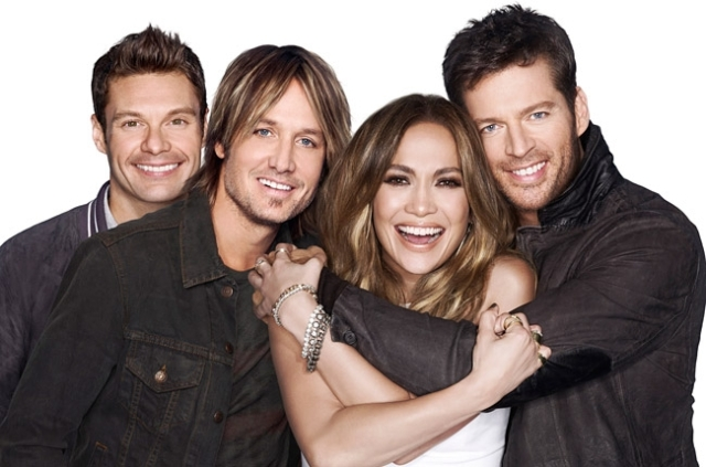 FOX #1 on Wednesday led once again by 'American Idol', the only program to draw over 1 million viewers on the night in overnights.