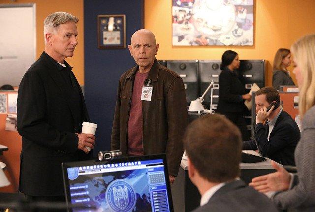 CBS #1 on Tuesday as 'NCIS' again the top program.