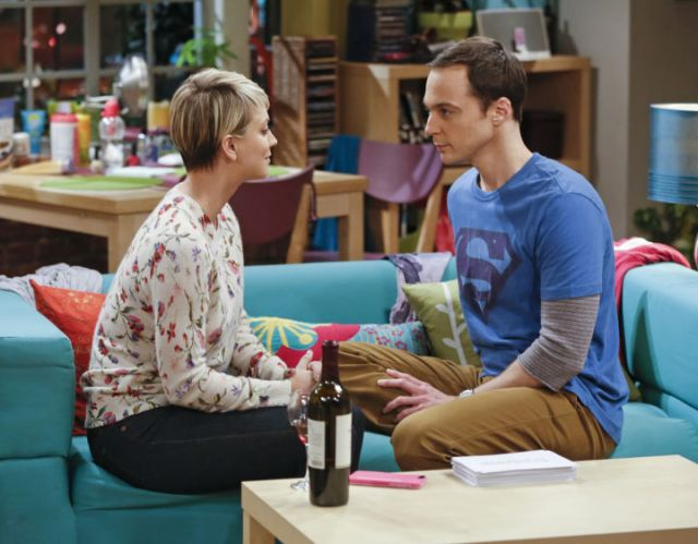 CBS #1 on Thursday as 'The Big Bang Theory' top program with over 16 million viewers.
