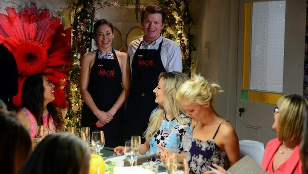 Seven Edges Nine as 'My Kitchen Rules' top program. http://bcove.me/xaxf5tgp