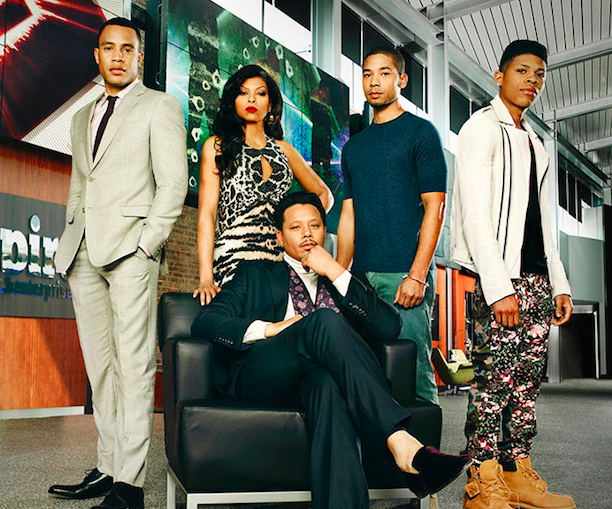 FOX finished #1 on Wednesday as 'Empire' was top program.