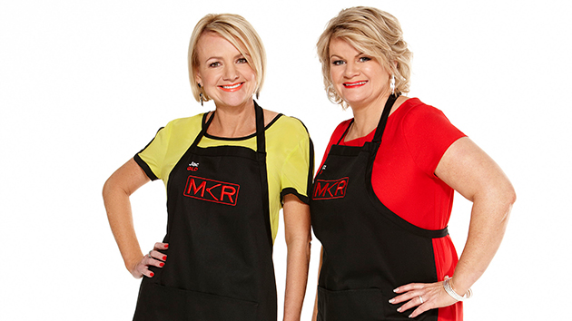 Seven #1 in Australia on Monday as 'My Kitchen Rules' top program.