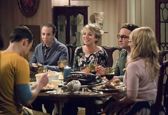 CBS #1 on Thursday as 'The Big Bang Theory' top program.