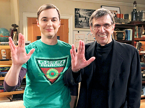 CBS #1 on Thursday as 'The Big Bang Theory' as again the top program.