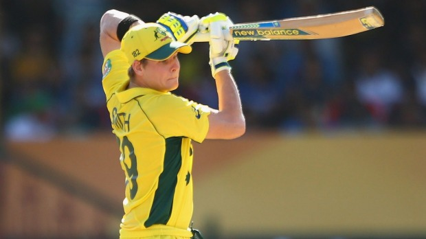 Australia defeated India in the World Cup Semi Final. (Photo by Cameron Spencer/Getty Images) Photo: Cameron Spencer