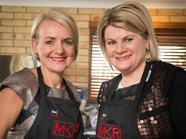 Seven #1 in Australia on Wednesday as 'My Kitchen Rules' top program again.