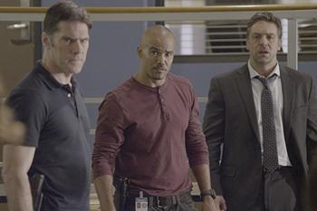 CBS finished #1 on Wednesday as 'Criminal Minds' was top program with nearly 10 million viewers.