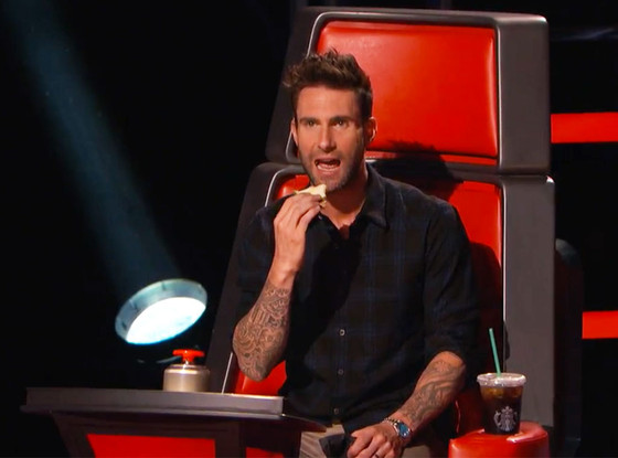 NBC #1 on Monday with 'The Voice' top program with over 13 million viewers.