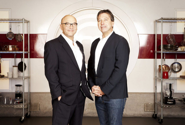BBC One #1 in the UK on  Wednesday as 'MasterChef UK' top program.