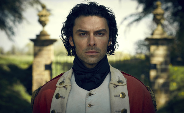 BBC One was #1 on Sunday as 'Poldark' was the top program.