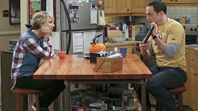 CBS #1 on Thursday as 'The Big Bang Theory' top program,
