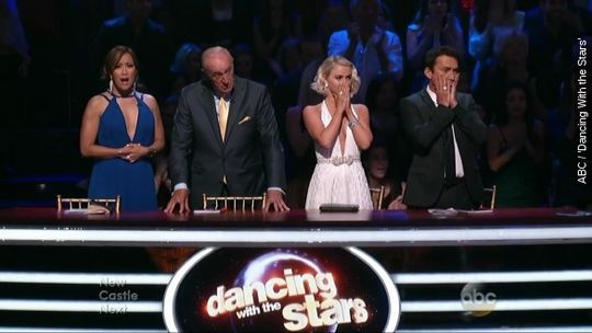 ABC finished #1 on Monday as 'Dancing With The Stars' top program.