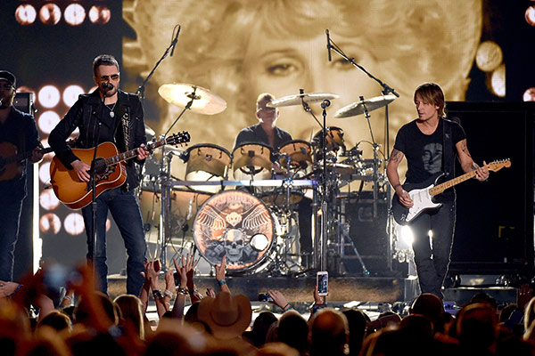 CBS Dominates Sunday as '50th Annual Academy of Country Music Awards' was the top program drawing over 15.7 million viewers.