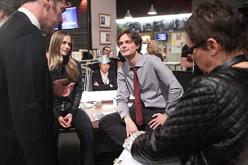 CBS #1 on Wednesday led by 'Criminal Minds' as it drew nearly 10 million viewers.