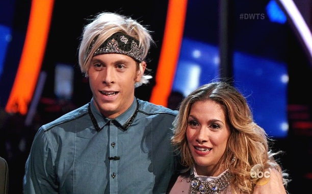ABC #1 on Monday as 'Dancing With The Stars' is the top program...again.
