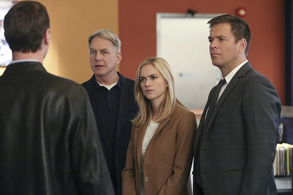 CBS was #1 on Tuesday as 'NCIS' was again the top program with more than 14 1/2 million viewers.