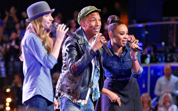 CBS #1 on Tuesday but NBC's 'The Voice' top program.