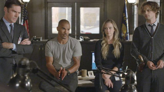 CBS #1 on Wednesday as 'Criminal Minds' top program with 10+ million viewers.