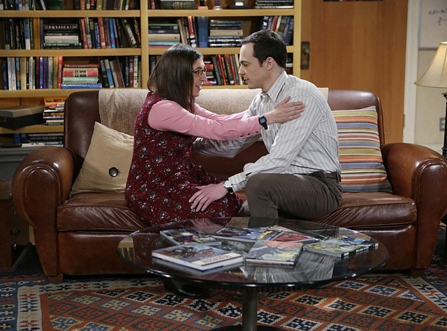 CBS #1 on Thursday as a rerun of 'The Big Bang Theory' top program.