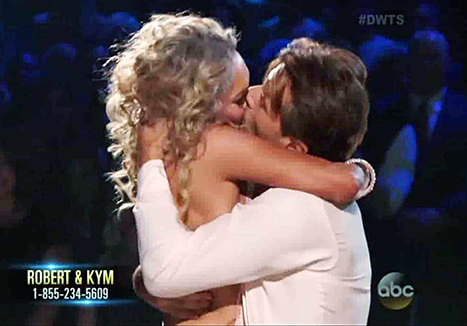ABC was #1 on Monday as 'Dancing With The Stars' topped all programming.