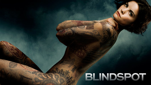 Starring Sullivan Stapleton http://www.nbc.com/blindspot/video/blindspot-official-trailer/2864906