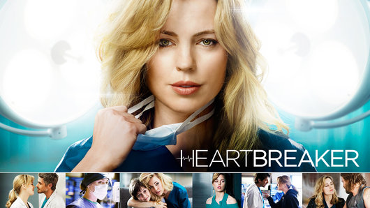Starring Golden Globe winner,  Melissa George http://www.nbc.com/heartbreaker/video/heartbreaker-official-trailer/2864907