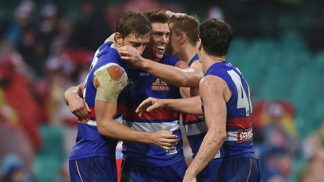 Bulldogs win over Swans: https://au.sports.yahoo.com/afl/video/watch/27542646/a-dogs-day/