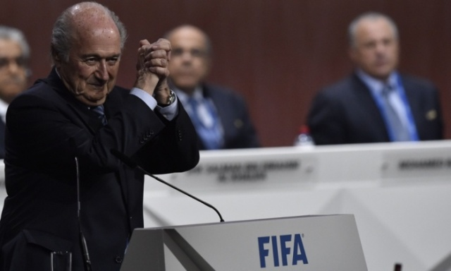 Now that the FIFA Presidential elections are over, http://www.telegraph.co.uk/sport/football/article11637656.ece#ooid=4wNXRkdTrfTyUoKL5p21NTu99DD2N68n