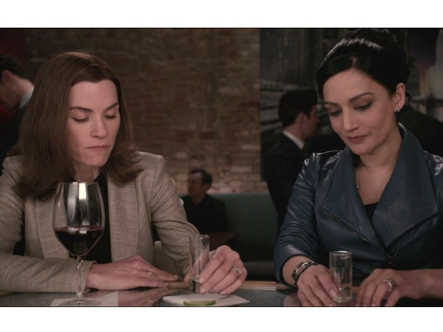 CBS #1 for sixth straight night on Sunday as 'The Good Wife' top program.