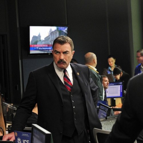 CBS #1 on Friday as once again 'Blue Bloods' is the top program.