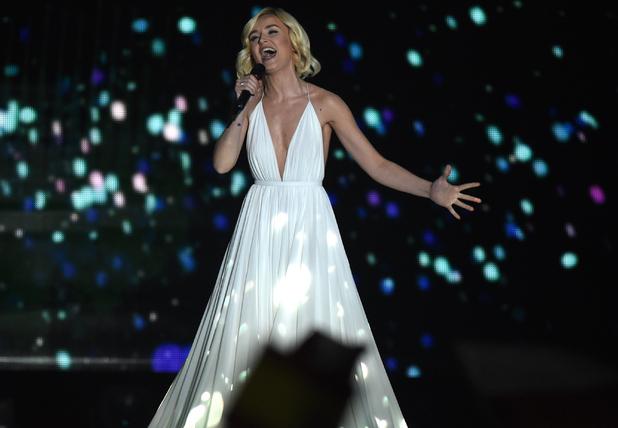 BBC won Saturday behind the 2015 Eurovision Finals.
