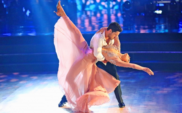 ABC was #1 on Monday for the second straight evening in prime time as 'Dancing With The Stars' was the top program.