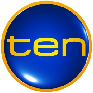 Ten #1 in Australia on Tuesday.