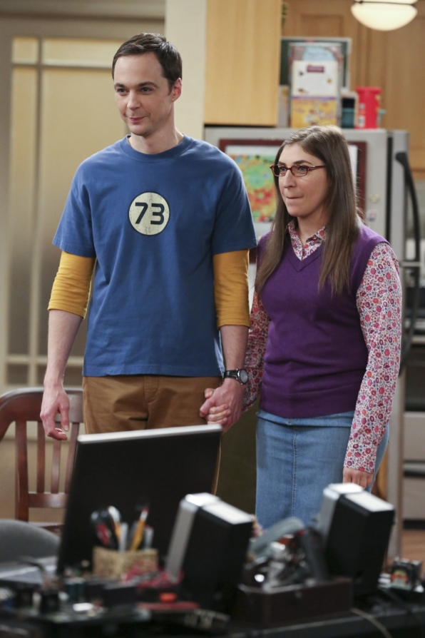 CBS #1 on Thursday as 'The Big Bang Theory' rerun was the top program with 8 million viewers.