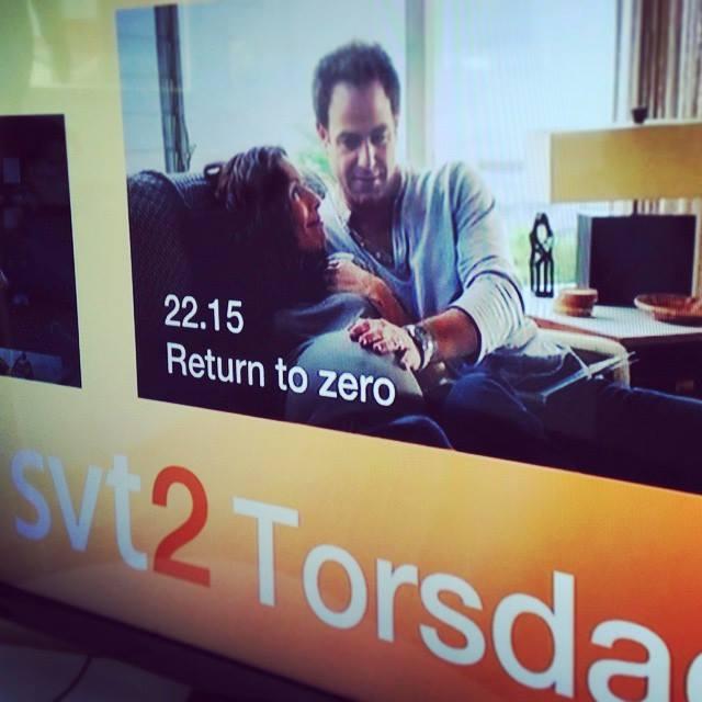 The Sean Hanish film, 'Return To Zero'