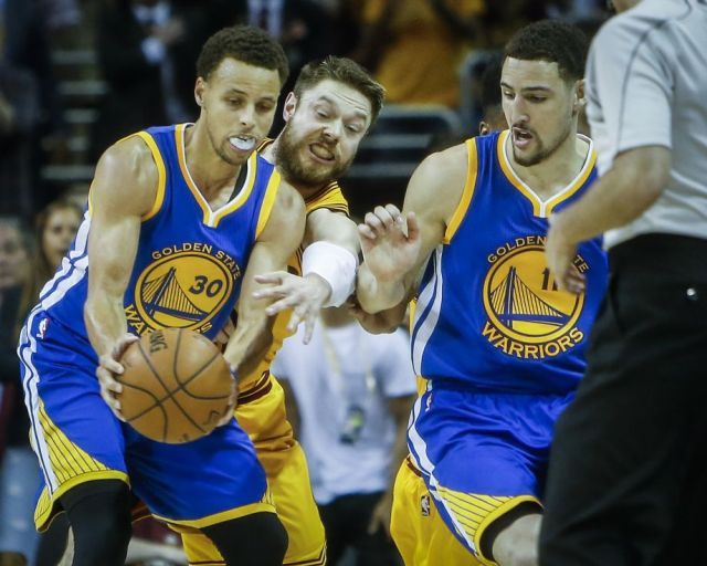 ABC #1 on Thursday as 'NBA Finals Game #4' top program. (Photo Credit: Photo: Scott Strazzante, The Chronicle)