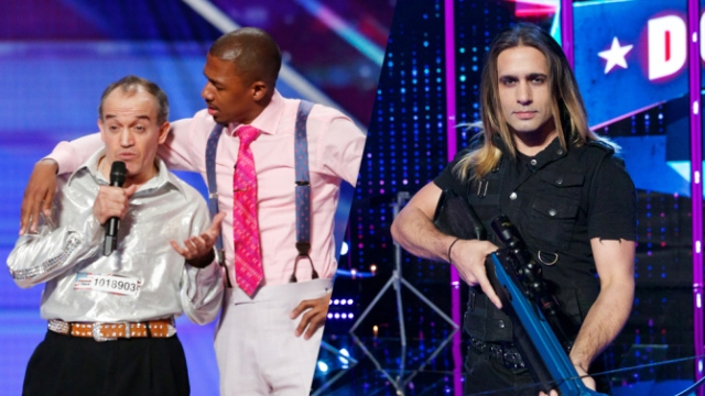 NBC #1 on Tuesday as 'America's Got Talent' is the top program with over 10 million viewers.