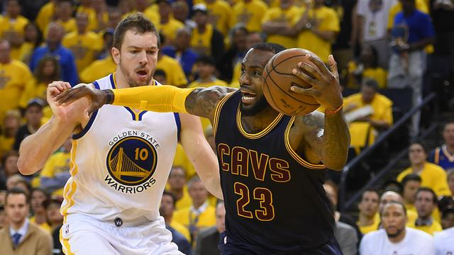 ABC was #1 on Sunday as 'NBA Finals Game #5' was the top program.