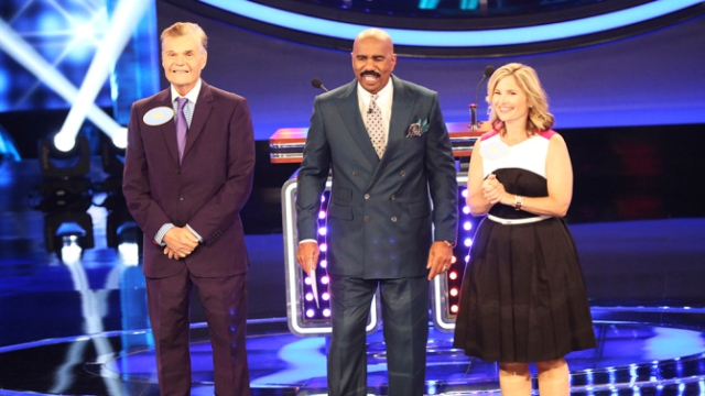 FOX #1 on Sunday but ABC's premiere of 'Celebrity Family Feud' top program.