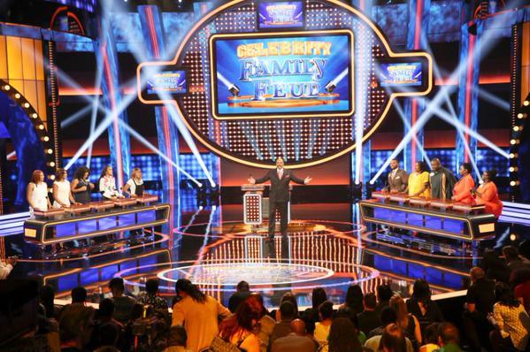 CBS #1 on Sunday but ABC's 'Celebrity Family Feud' top program.