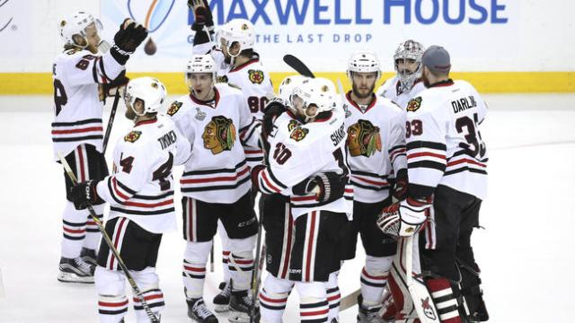 NBC won Saturday as '2015 Stanley Cup Game #5' was the top program on network television. (Photo Credit: Nuccio DiNuzzo, Chicago Tribune)