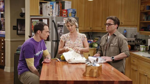 CBS #1 on Thursday as 'The Big Bang Theory' was the top program with a rerun.
