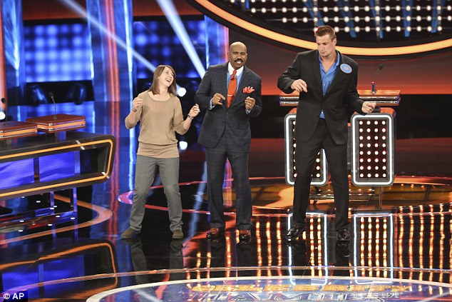 CBS #1 on Sunday but ABC's 'Celebrity Family Feud' top program.