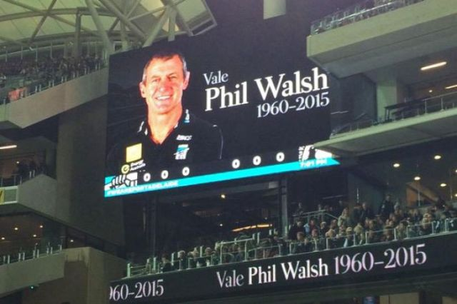 http://www.9news.com.au/National/2015/07/12/06/55/Grieving-Crows-players-in-emotional-tribute-to-late-coach-Phil-Walsh