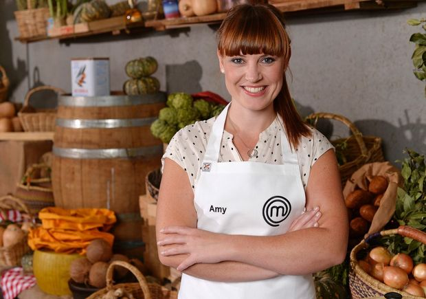 Bye-bye Amy. Rose Adam's dome trouble on MasterChef http://www.perthnow.com.au/video/id-ByMjV4dTqGirl2wtreDpi0SY8sa5fXMN/Rose-Adam's-dome-trouble-on-MasterChef