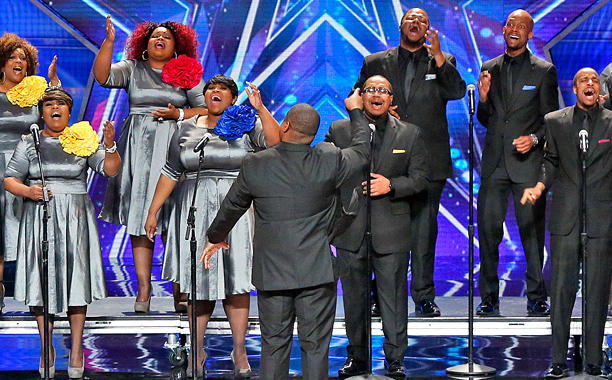 NBC #1 on Tuesday as 'America's Got Talent' top program.