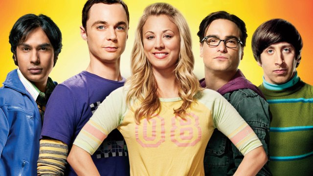 CBS #1 Thursday as 'The Big Bang Theory' top program...once again.